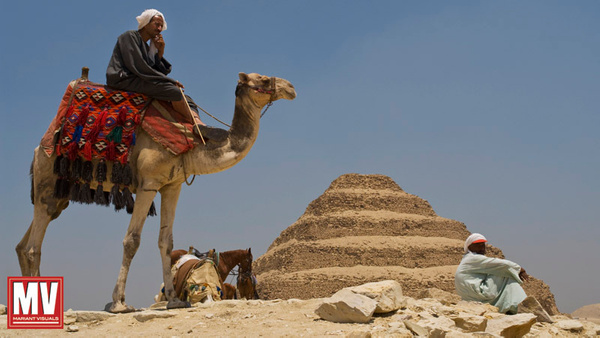People: Giza, Egypt