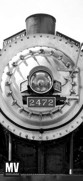 Southern Pacific #2472 Face