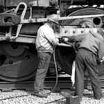Steam Railroad: Silver-Based B&W Prints