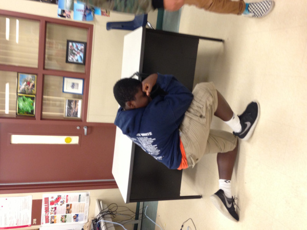 big terio tebowing by JaredVazquez