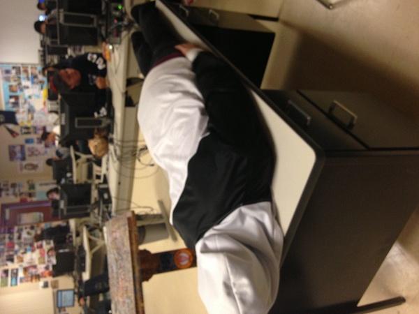 Weekly Project Planking by JaredVazquez by JaredVazquez