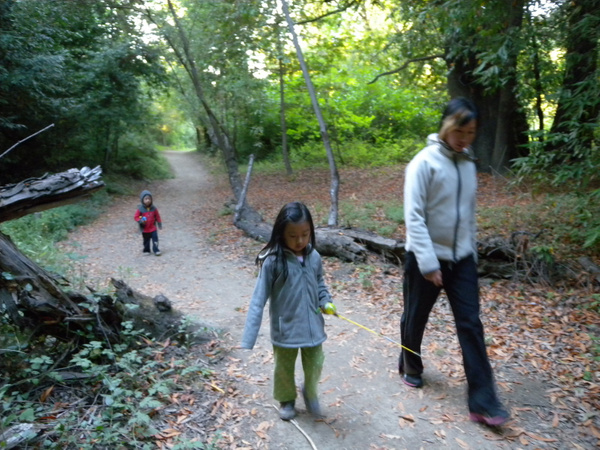 walking to the russian river by SandyChan574