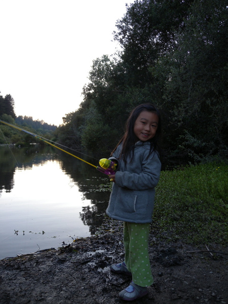 fishing on the russian river by SandyChan574