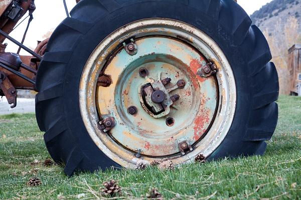 Wheels by Harrison Clark