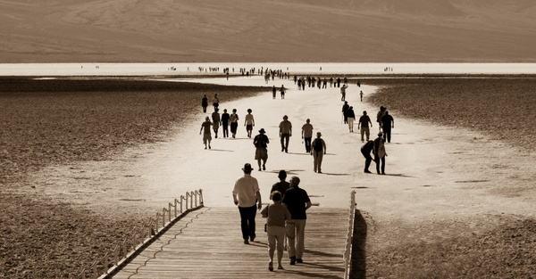 Death Valley & Adjacent by Harrison Clark