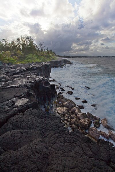 Pahoa Shore by Harrison Clark