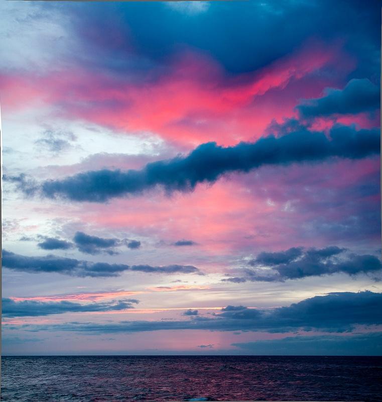 Big Island Crimson Sunset