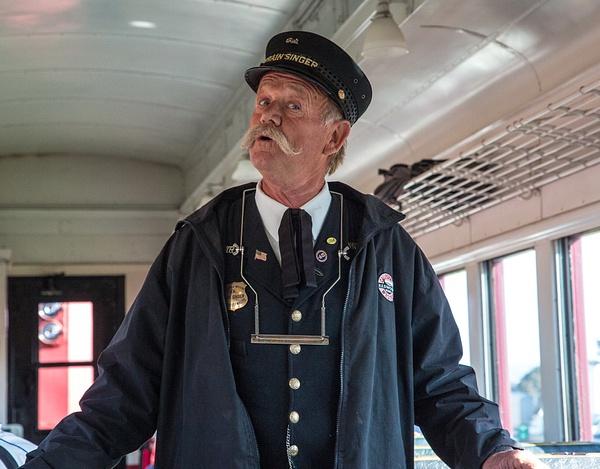 Train Singer in Ft Bragg.jpg by Harrison Clark