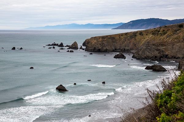 California North Coast by Harrison Clark