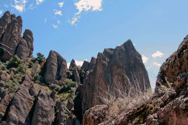 Sawtooth Rocks