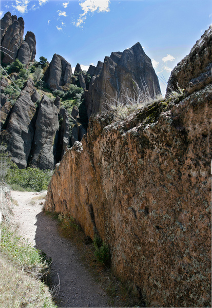 Pinnacles National Park by Harrison Clark