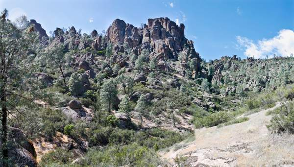 Pinnacles -2