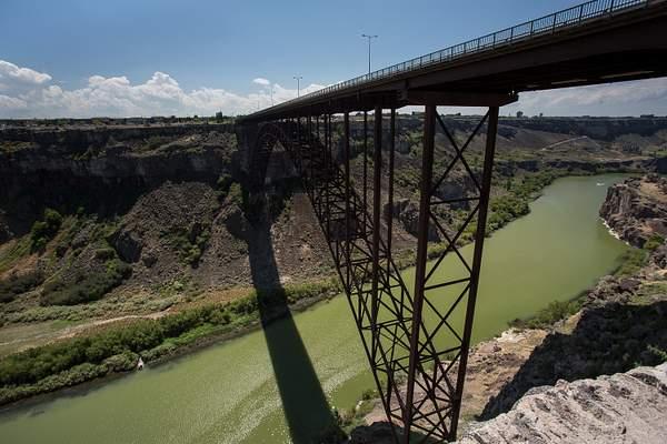 Perrine Bridge No of Twin Falls