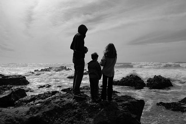 Mesmerized Ocean Watchers.jpg by Harrison Clark