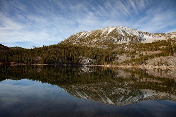 Eastern Sierras by Harrison Clark
