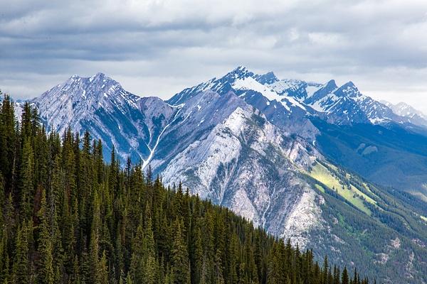 Banff Mountain.jpg by Harrison Clark