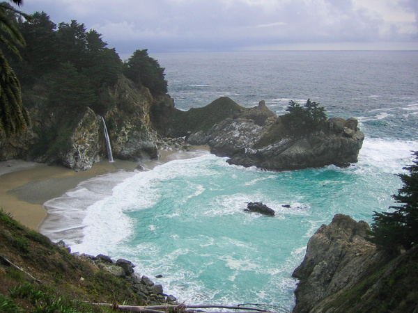 McWay Falls-Edit.jpg by Harrison Clark