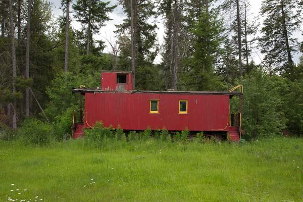 Lost Caboose