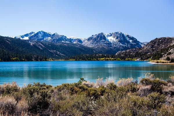 June Lake by Harrison Clark
