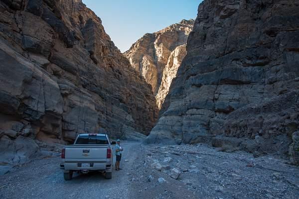 Titus Canyon DV