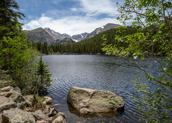 Rocky Mountain National Park 2018 by Harrison Clark