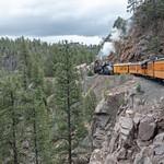 2019 Durango to Silverton Railroad