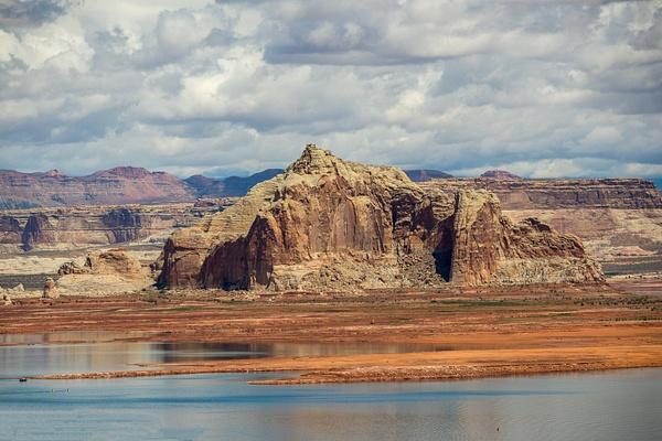 Lake Powell by Harrison Clark