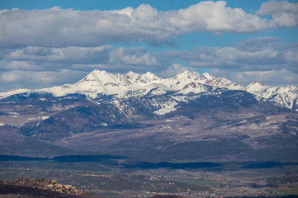 2019 Mesa Verde Fire Lookout (see four states) by...