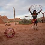 Navaho Hoop Dancers