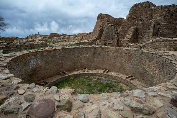 2019 Aztec Ruins Aztec NM by Harrison Clark