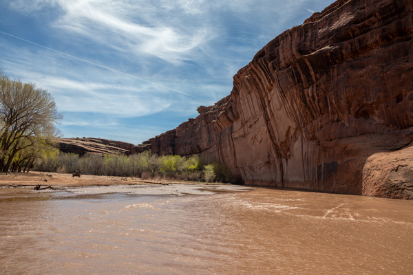 Canyon de Chelly - Canyon by Harrison Clark