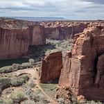 Canyon de Chelly - Overlooks