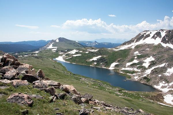 Beartooth Pass by Harrison Clark