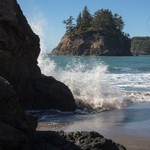 Patrick's Point State Park CA