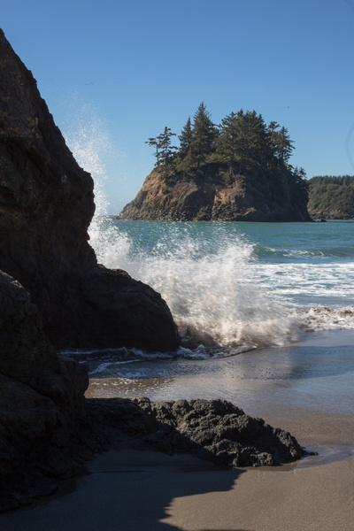 Patrick's Point State Park CA by Harrison Clark