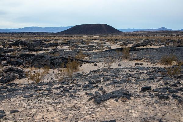 Amboy Crater CA 2019 by Harrison Clark