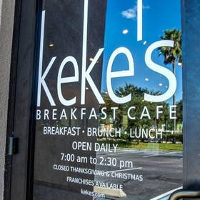 Restaurant | Keke's Breakfast Cafe - Hunter's Creek