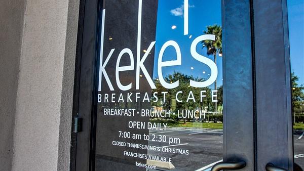 Restaurant | Keke's Breakfast Cafe - Hunter's Creek by Snap & Play