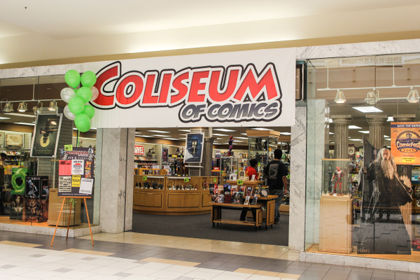 Coliseum of Comics by Snap & Play