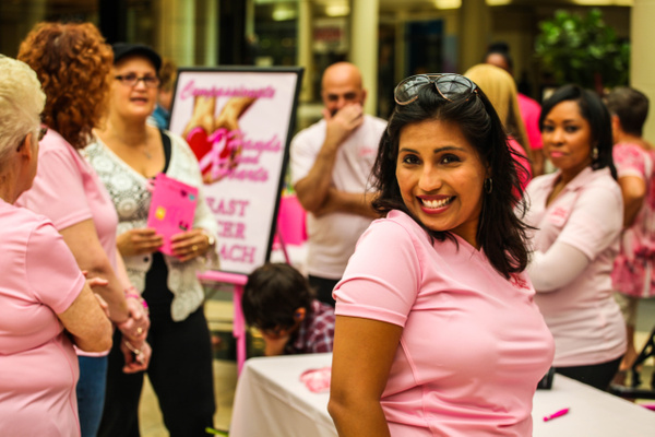 Breast Cancer Event by Snap & Play