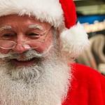 Santa on the Court