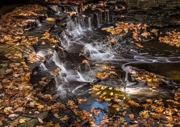 Waterfalls by MartinShook369