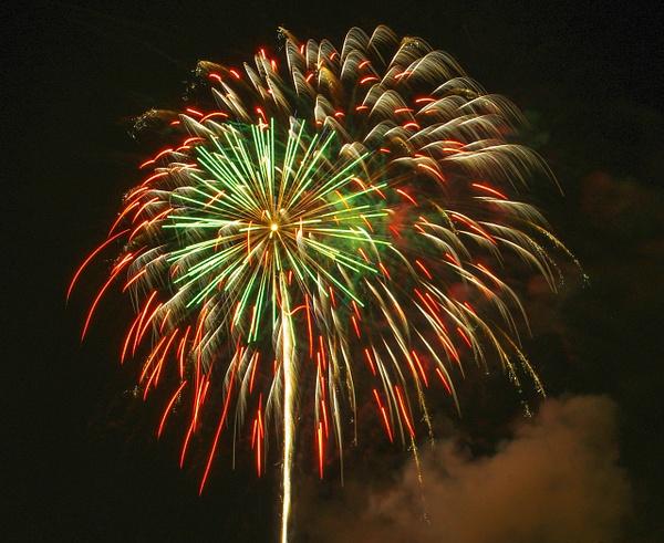 Fireworks by MartinShook369
