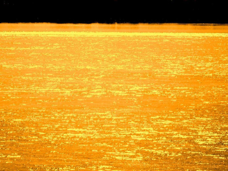Vapeurs d'or…