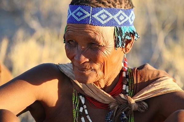 Bushmen of the Kalahari by AnneMetzger