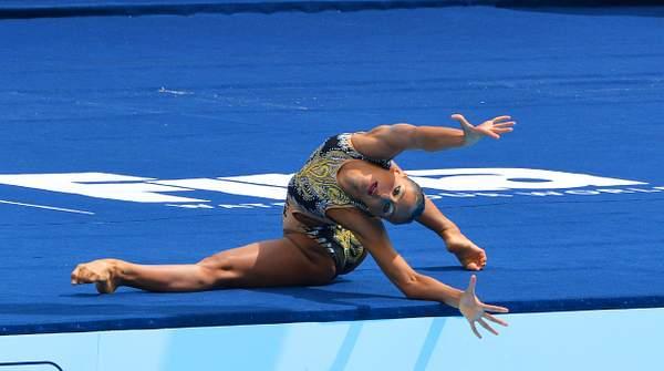 FINA world championships Budapest, Hungary