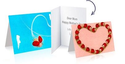 Greetings Card by MariaNikolic