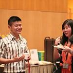 Appreciation Tea for Junior Facilitators 2013