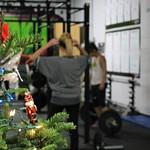 Weight training around the box