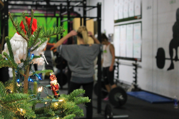 Weight training around the box by GutWrenchCrossFit